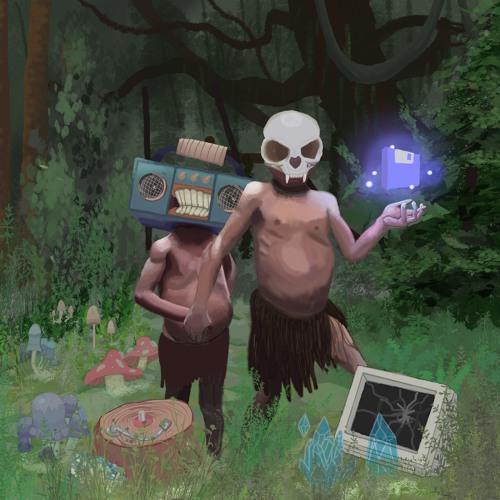 Msymiakos - The Amiga Enigma (EP) 2018
