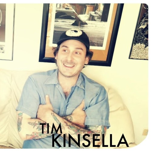 AEWCH 43: TIM KINSELLA or UTOPIAN OCCULTIST ART DISRUPTION