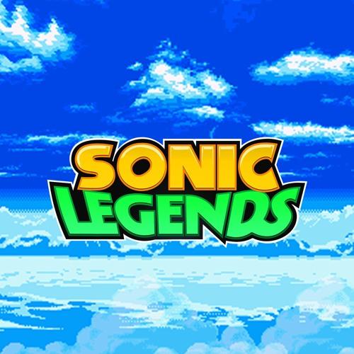 "01 - ""Enter the Legend"" - Sonic Legends - Title Screen"