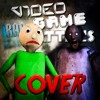 [Cover #20] Baldi's Basics vs. Granny - Video Game Rap Battles.