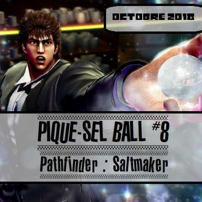 Pique Sel Ball #8