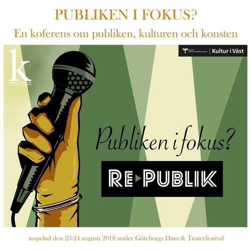 KONFERENS - Publiken i fokus? (23-24 augusti 2018)