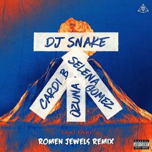 DJ Snake - Taki Taki Ft. Selena Gomez, Ozuna & Cardi B (Romen Jewels Remix) להורדה