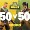Fortnite Battle Royale - 50v50 Announce Trailer Song  Start To Finish By Slizzy McGuire LYRICS