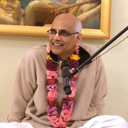 Śrīmad Bhāgavatam class on Sun 30th Sep 2018 by Mathurā Manohara Dāsa 4.14.17