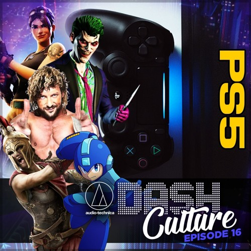 EPISODE 16 - PLAYSTATION 5 RELEASE DATE, ASSASSIN'S CREED, MEGAMAN, FORZA, TELLTALE