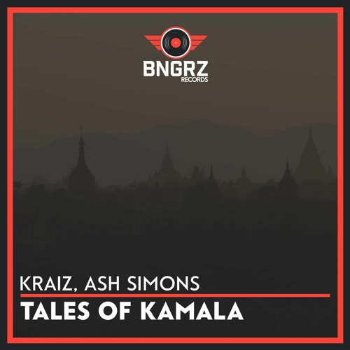 KRAIZ & Ash Simons - Tales Of Kamala (Original Mix)