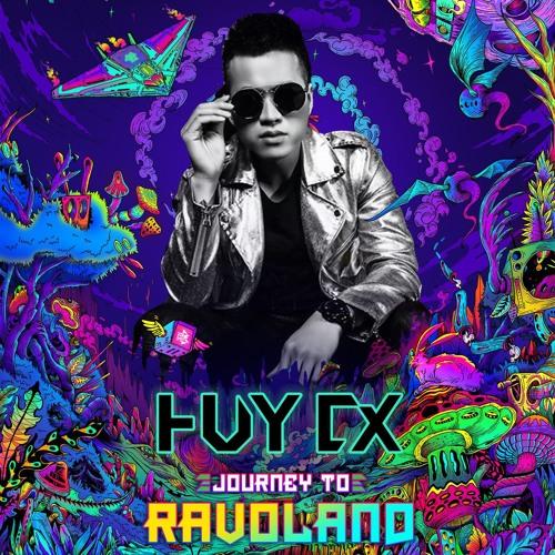 Huy DX Journey To Ravoland Ha Noi 2018