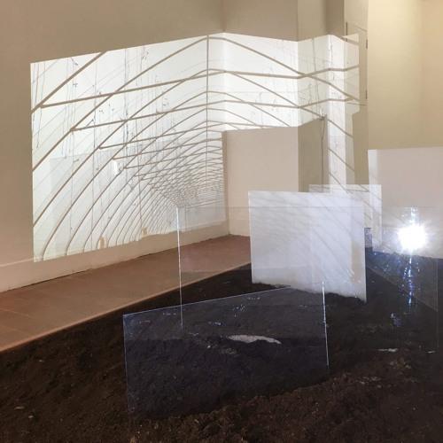 Galerie Klubovna: Greenhouse (Yola Maria Tsolis & Solveig Ane Øksendal) EN