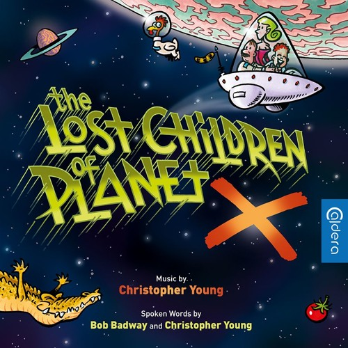 The Lost Children of Planet X - Christopher Young