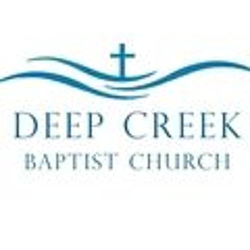 Deep Creek Baptist 2018 09 30