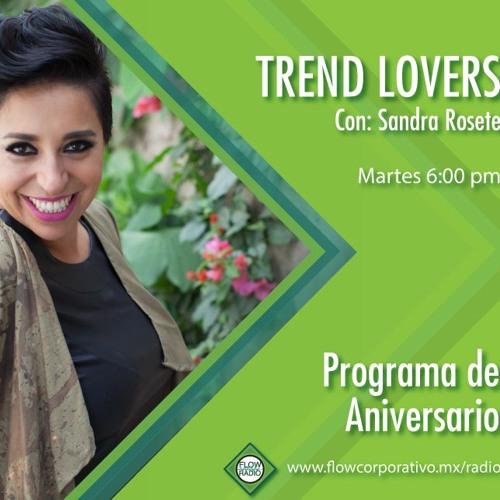 Trend Lovers 137 - Programa de Aniversario