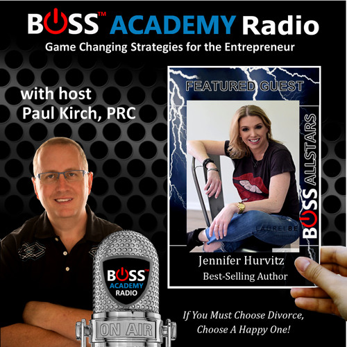 197 - Jennifer Hurvitz - Choosing A Happy DIvorce
