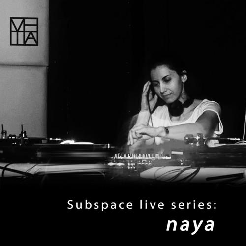 Live Series – naya @ Meta - 03 - 03 - 2018, Spb