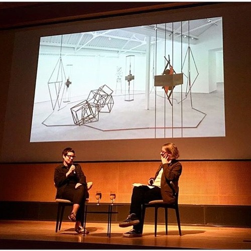 Eva Rothschild: In conversation