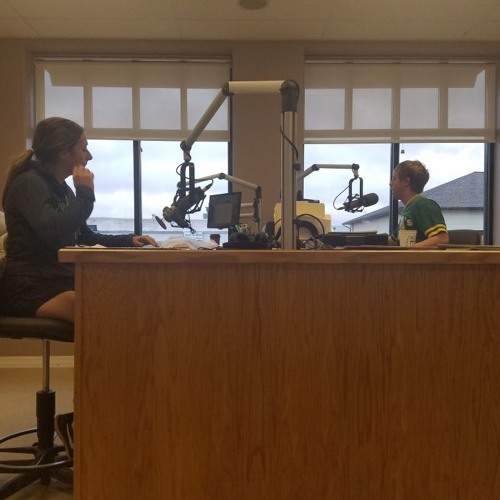 Becky Hayden joins the Roseau Rams Coaches Show