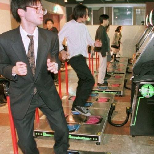 I M M - Shinjuku Arcade