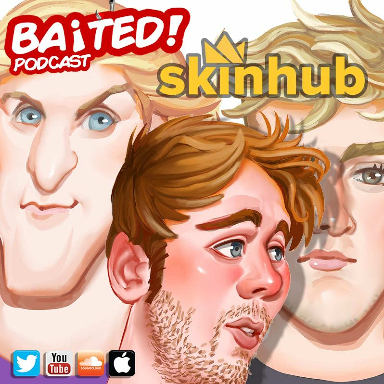 Baited! Ep #36 - Shane Dawson v Jake Paul!