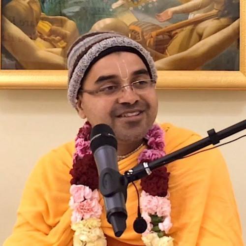 Śrīmad Bhāgavatam class on Thu 4th Oct 2019 by Gopa Vrndesa Dāsa 4.14.21-23