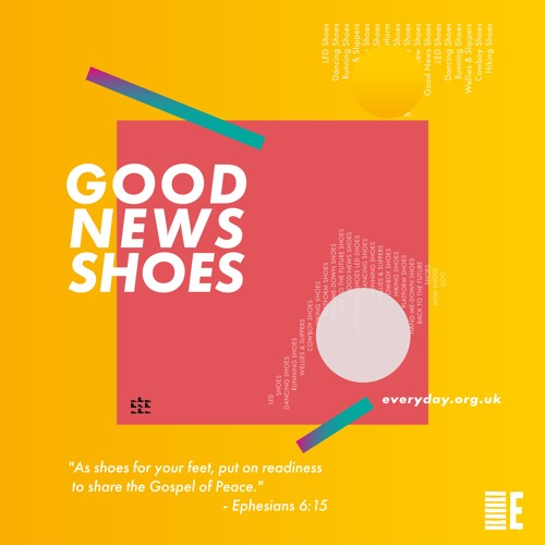 [Good News Shoes] 01 LED Shoes - Phil Moore