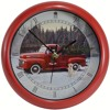 Ford Truck Holiday Musical Wall Clock