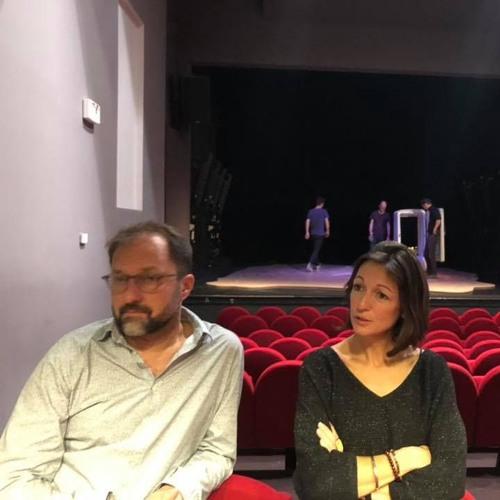 Focus sur Olivier Letellier, metteur en scène de 4 spectacles au théâtre d'Avranches