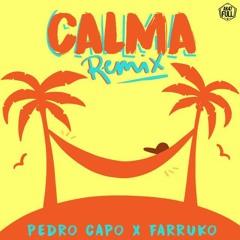 Pedro Capó x Farruko – Calma (Remix)