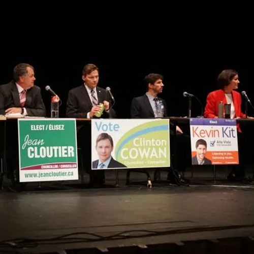 2018 Alta Vista Ward 18 Debate - Hillcrest High School