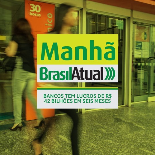 Lucro dos cinco maiores bancos do país atinge quase R$ 42 bilhões em seis meses