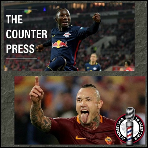 The Counter Press EP 25