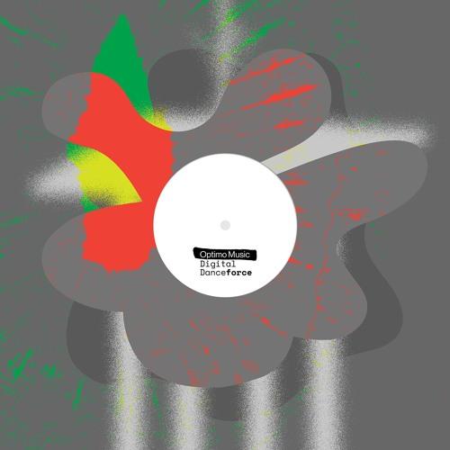 Optimo Music Digital Danceforce 001 - Strapontin - Fondofunk EP