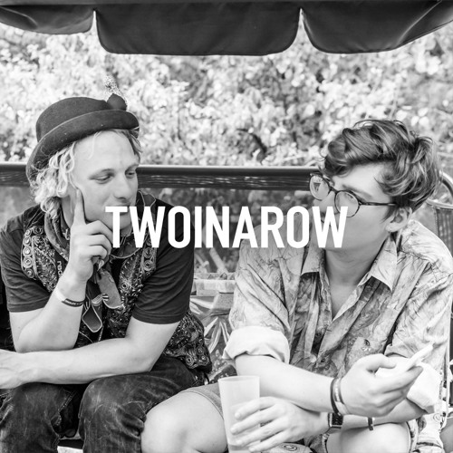 TWO IN A ROW Podcast #53: Oberst & Buchner
