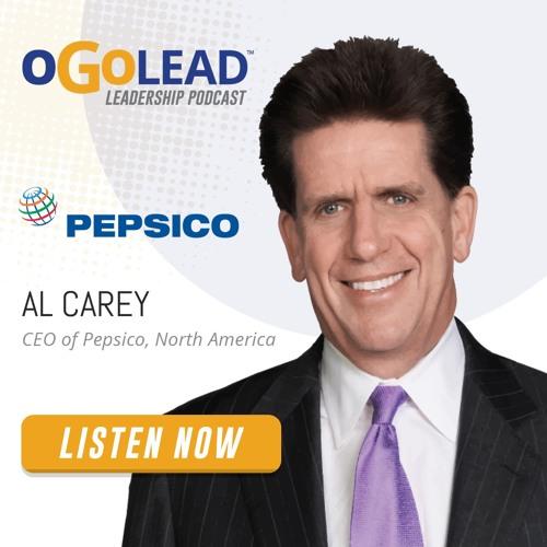 Al Carey, CEO of PepsiCo North America | #52