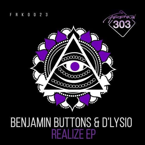 Benjamin Buttons & D Lysio - Realize (Hoten & Tom Finn Remix)