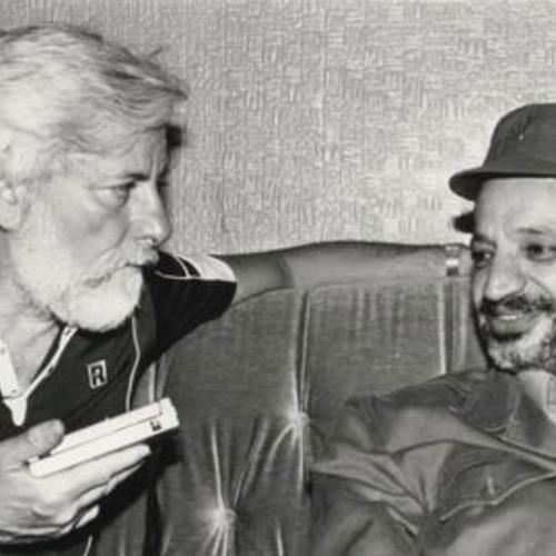 כאן ועכשיו - 192 - שיחה על אורי אבנרי ז״ל - פודקאסט עם הרב אורי שרקי