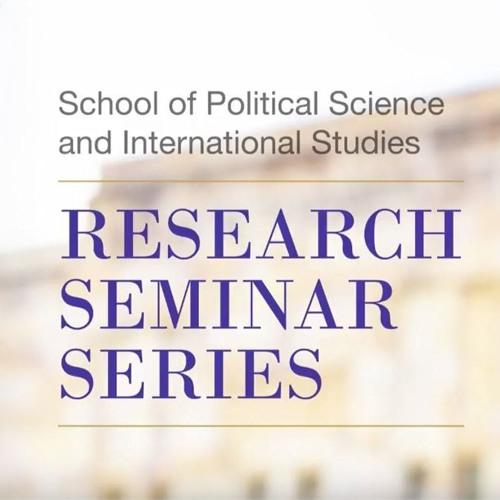 UQ POLSIS: 2018 Research Seminar Series