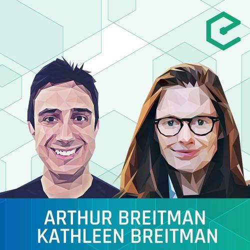 #255 Kathleen Breitman & Arthur Breitman: Tezos – The Long Road Towards A Digital Commonwealth