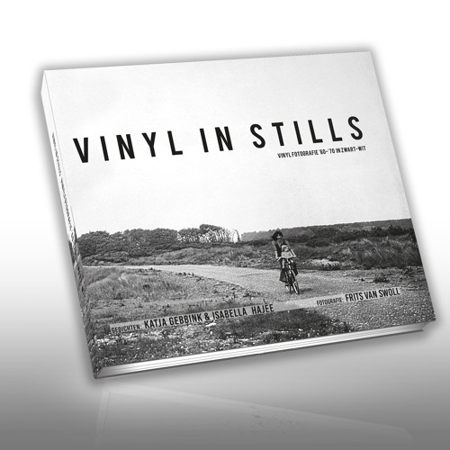 Frits van Swoll over 'Vinyl In Stills' - Traffic Radio LIVE! 5 oktober 2018