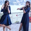 TIME AFTER TIME jazz cover  in live - DUO VOICE & VIOLIN