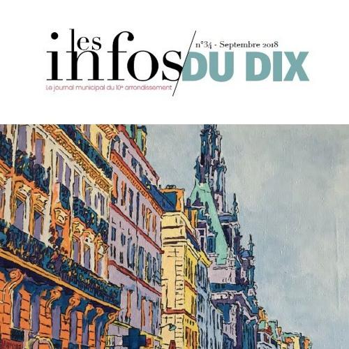 Les Infos du Dix n°34