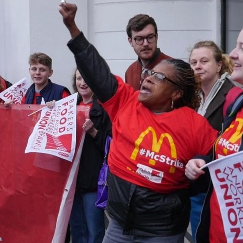 McStrike and Unions in the Precarious Economy
