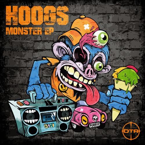 Hoogs - Monster [EP] 2018