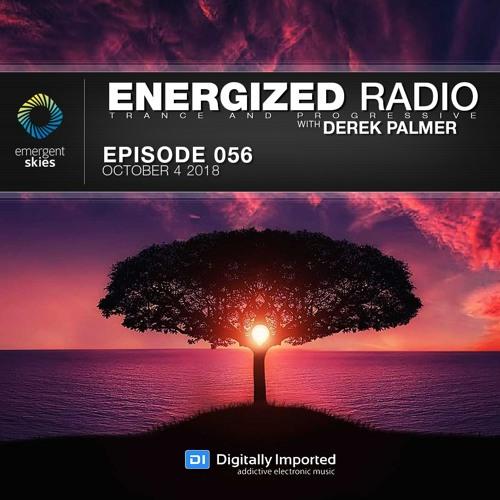 Energized Radio 056 With Derek Palmer [October 4 2018]