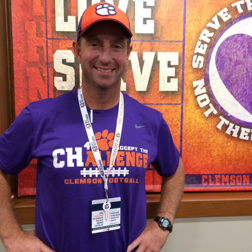 Dabo Swinney and 43 Key Seconds