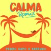 Pedro Capo Ft. Farruko - Calma (Remix) Portada del disco