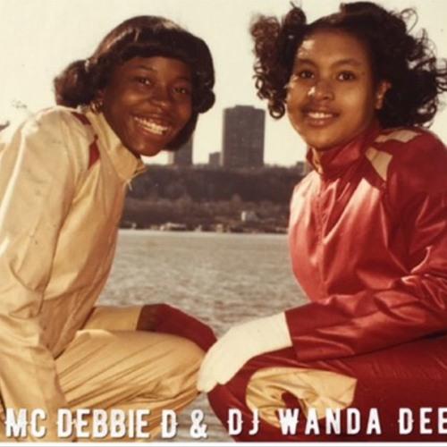 MC Debbie and DJ Wanda Dee - Harlem World by MC Debbie D on ...