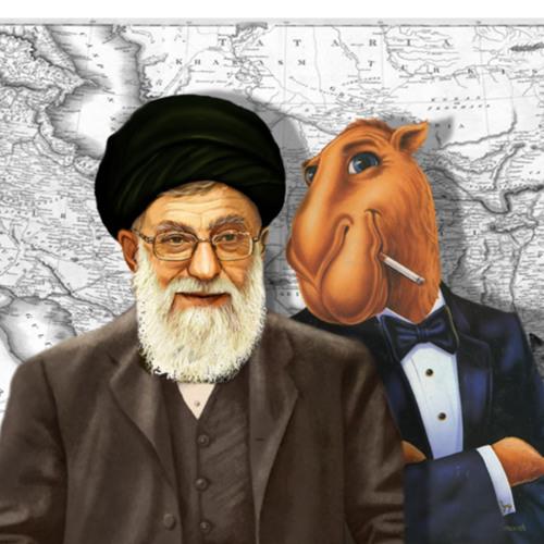 پارادوکس با کامبیز حسینی؛ شتر در خواب HD بیند ویزای کانادا!