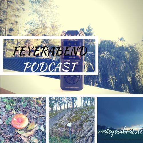 Feyerabend-Podcast über Schweden, Flohmarkt, Runensteine, Waldpilze, die Post und akkurat