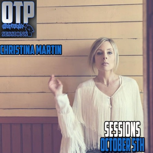 Sessions, Oct. 5, 2018 - Guest - Christina Martin
