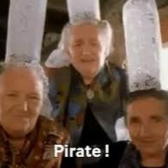 Tipiak X HT - Pirate !